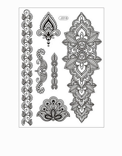 Henna Tattoo 2 pack (2185651325)