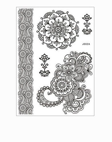 Henna Tattoo 2 pack (2192265249)