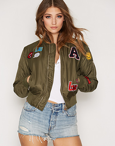 Lusa Patch Jacket (2269449331)