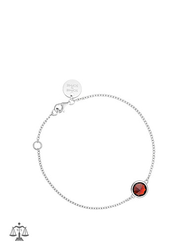 Birthstone Bracelet Jan (1752804211)