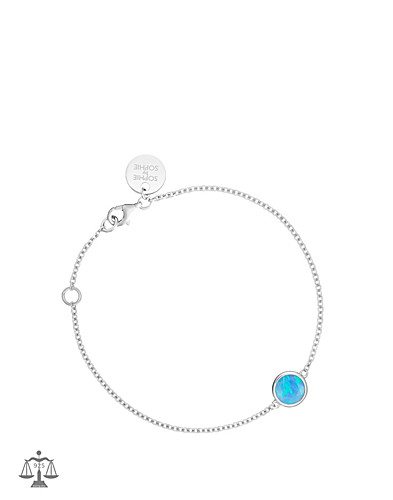 Birthstone Bracelet Oct (1752804095)