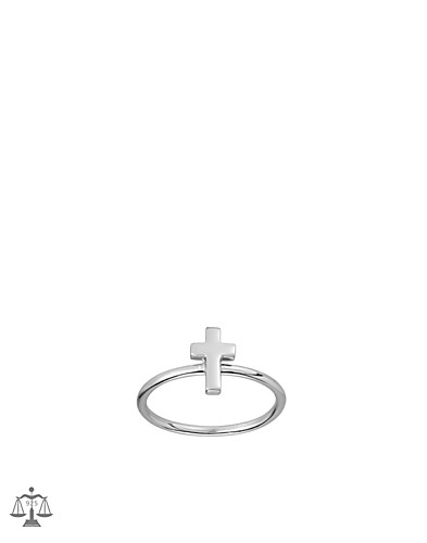 Cross Mini Ring (2097104393)