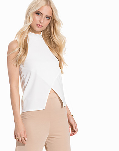 Crepe Slit Top (2200185649)