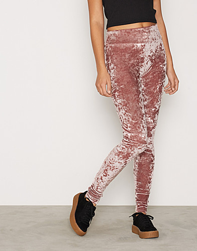 Crushed Velvet Leggings (2298385477)