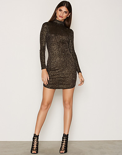 Sparkling Off Duty Dress (2383103805)