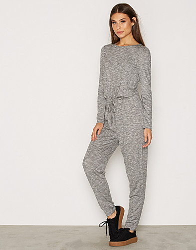 NLY Trend - Soft Drawstring Jumpsuit