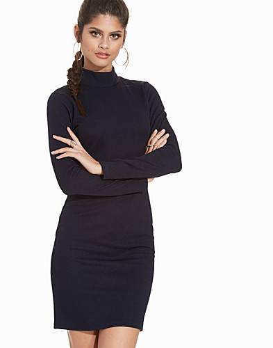 Dark Sea Sleeve Dress (2256516115)