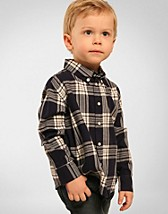 Mini Button Check Shirt SEK 599, Acne Kids - NELLY.COM