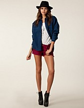 Byxor & shorts , Railrd Cutoff Short , Free People - NELLY.COM