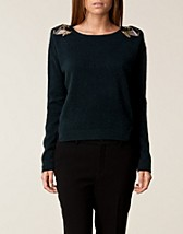 Jumpers & cardigans , Joyful Pullover , Schumacher - NELLY.COM