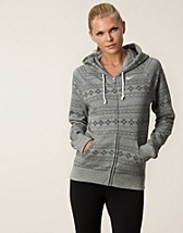 Jumpers & cardigans , Fairisle FZ Hoddy , Nike - NELLY.COM
