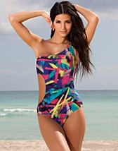 Crystal Print Swimsuit SEK 99, Wonderland - NELLY.COM