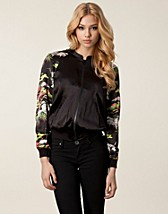 Jackets and coats , Cabana Silk Jacket , French Connection - NELLY.COM