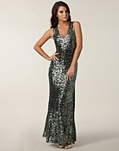 Festklnningar , Ozlem Sequin Maxi Dress , French Connection - NELLY.COM