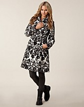 Jackets and coats , White Overcoat , Desigual - NELLY.COM