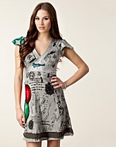 Klnningar , Nagore Dress , Desigual - NELLY.COM