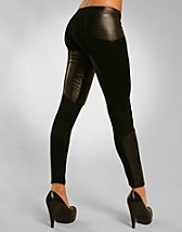 Black Label Leggings SEK 199, Purple - NELLY.COM