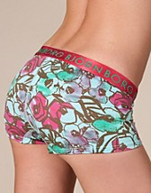 Ink Meadow Mini Shorts