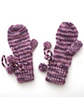 Darya Knitted Mittens SEK 199, WESC - NELLY.COM