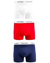Kalsonger , Cotton Stretch 3 Trunks , Calvin Klein - NELLY.COM
