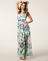 Juhlamekot , Paola Floral Maxi Dress , Oneness - NELLY.COM