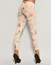 Rose Leggings SEK 99, Purple - NELLY.COM