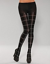 Tights Mixed Colours SEK 99, Purple - NELLY.COM