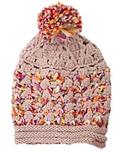 Knitted Color Hat SEK 179, Purple - NELLY.COM