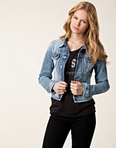 Jackets and coats , Mikas Denim Jacket Q25 , Pepe Jeans - NELLY.COM