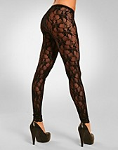Disco Lace Leggnings SEK 235, Friis&Co - NELLY.COM