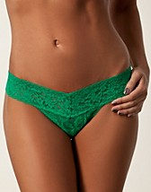 Trosor , Signature Lace Low Rise , Hanky Panky - NELLY.COM