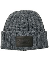 Knitted Hat SEK 499, Armani - NELLY.COM