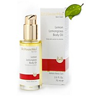 Body Oil Lemon