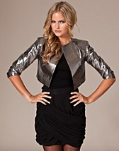 Metallic Party Jacket SEK 549, Cover - NELLY.COM