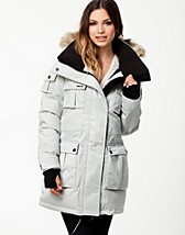 Jackets and coats , Cindy Parka , Nobis - NELLY.COM