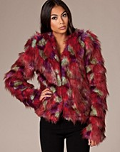 Fur Jacket SEK 995, Rebecca Stella For Nelly - NELLY.COM