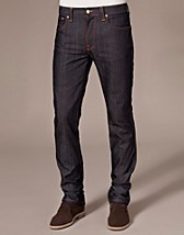 Jeans , Slim Jim Organic Dry Broken Twill , Nudie Jeans - NELLY.COM
