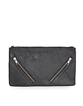 Birk Clutch Bag SEK 995, Black Secret - NELLY.COM