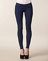 Farkut , Berlin Jeggings , Sort Denim - NELLY.COM