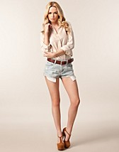 Hosen & shorts , Dublin Denim Shorts , Sort Denim - NELLY.COM