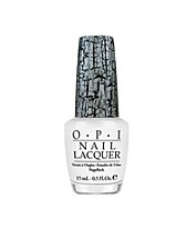 Nail design , White Shatter , OPI - NELLY.COM