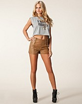 Trousers & shorts , Mocha Shorts , Estradeur - NELLY.COM