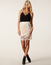 Skjørt , Lace Skirt , Estradeur - NELLY.COM
