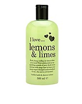Body care , Lemons & Lime Bath & Shower Crme , I Love... - NELLY.COM