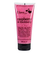 Body care , Raspberry & Blackberry Exfoliating Shower Smoothie , I Love... - NELLY.COM