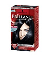 Hrfarve , Brillance , Schwarzkopf - NELLY.COM