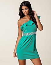 Party dresses , Ellen Dress , Dry Lake - NELLY.COM