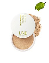 Make up , 100% Mineral Foundation , UNE - NELLY.COM