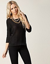 Tröjor , Cata Knit Top , Vila - NELLY.COM