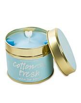 Beauty @ home , Cotton Fresh Scented Candle , Palmetten - NELLY.COM